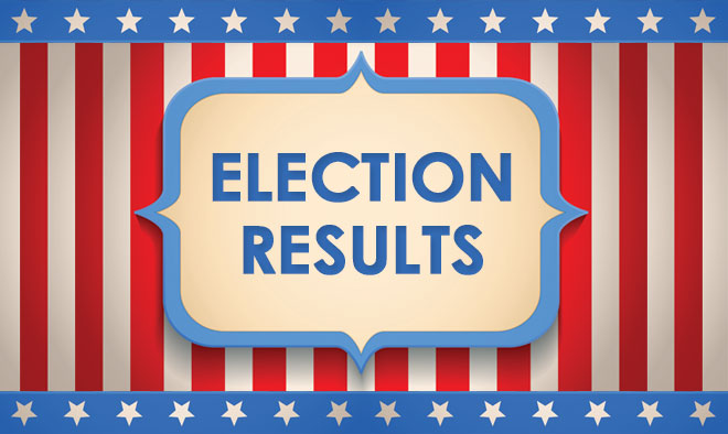 June 2016 Election Results