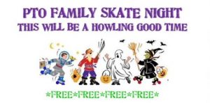 Halloween Skate Night @ Bush Tabernacle Skating Rink
